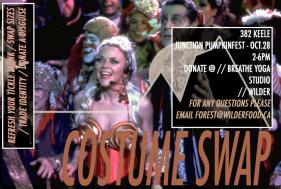 Costume Swap - Junction Pumpkinfest Event